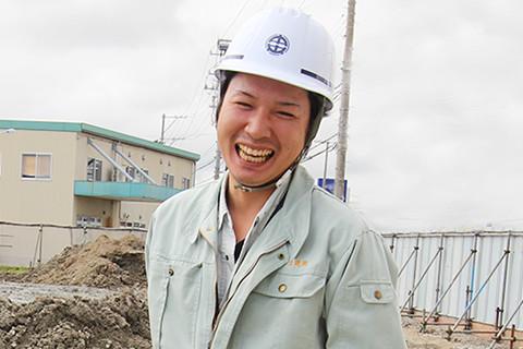 中央土建株式会社 皆川 龍也