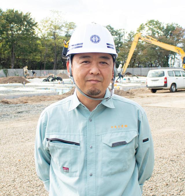 中央土建株式会社 建築部 岩澤 和之