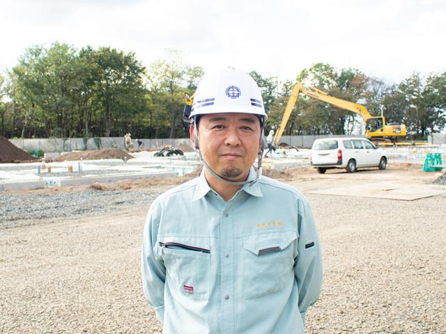 中央土建株式会社 岩澤 和之